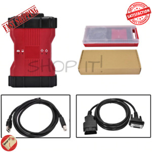 Professional Vcm Ii 2 In 1 Diagnostic Tool For Fd Ids V106 And For Mazda Ids Vcm