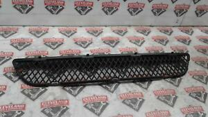 2006 2010 Jeep Grand Cherokee Srt 8 Oem Front Lower Grille Black Cracked
