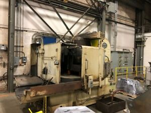 Blanchard 32d 60 Rotary Surface Grinder 1974 Very Nice