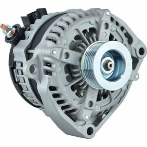 350 Amp Hairpin High Output Alternator Silverado Suburban Sierra Yukon Tahoe