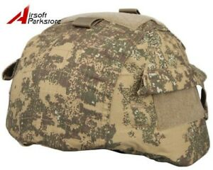 EMERSON Tactical Helmet Cover Badland for MICH 2000 ACH Helmet Military Hunting