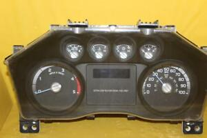 Speedometer Instrument Cluster 2013 Ford F250 F350sd Diesel Gauges 69 555 Miles