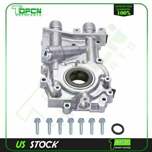 Oil Pump For Subaru Impreza Forester Legacy Outback 2 2l 2 5l Ej22e Ej25d 12mm