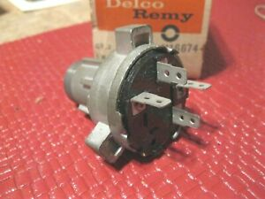 Nos 1966 1967 Chevrolet Corvair Ignition Switch Delco Remy