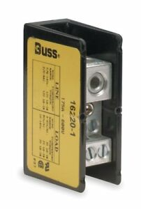 Bussmann 16220 1 Power Terminal Block 48pk pack Of 1