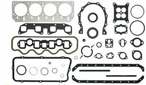 Full Engine Gasket Set Kit 56 58 Chrysler 331 354 Poly