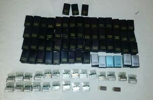 Huge Lot Motorola Micor Low Band Vhf Receive Rx Radio Channel Element Crystals