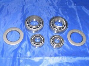 Front Wheel Bearings Seals Chevrolet Chevy 41 42 46