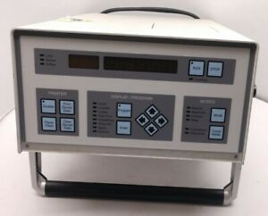Met One A2408 1 115 1 Particle Counter 115 Volts 1a 50 60hz Sizes 5um