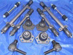 Front End Suspension Repair Kit 1959 59 1960 60 Buick With Ball Joints
