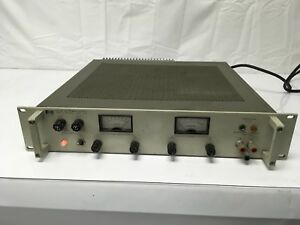 Hp Agilent 6271b Dc Power Supply 0 60v 0 3a Load Tested
