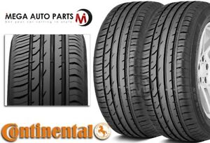 2 X New Continental Contipremiumcontact 2 175 65r15 84h Tires