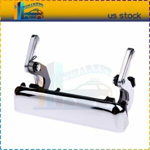 For 88 97 Ford Super Duty Liftgate Tailgate Rear Back Latch Door Handle Chrome