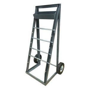 Grainger Approved Steel Wire Reel Caddy 4 Spindles 45x24x22 19c204 Gray