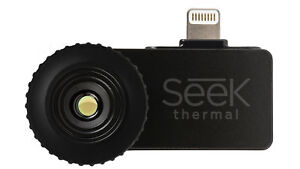 Seek Thermal Imaging Camera For Iphone 5 Or Higher Compact Size Lw aaa