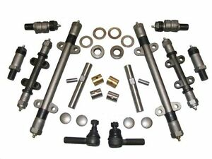 Front End Repair Kit 1954 Dodge Meadowbrook 6cyl 4 Door New W King Pins