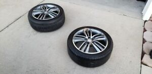 Infiniti Q50 18 8 5 Rims And Tires