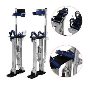 High Quality 24 40 Inch Drywall Stilts Painters Walking Taping Finishing Tools