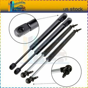 2 Pairs Hood Hatch Tailgate Lift Support Struts For Jeep Grand Cherokee 1999 04