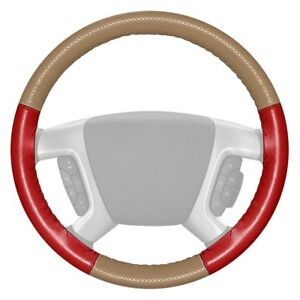 For Honda Insight 00 06 Steering Wheel Cover Europerf Perforated Sand Steering