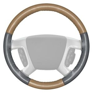 For Chevy Corvette 16 Steering Wheel Cover Eurotone Two color Sand Steering