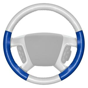 For Chevy Camaro 16 Steering Wheel Cover Eurotone Two color White Steering Wheel