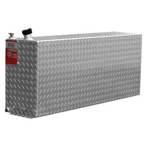Aluminum Tank Industries Aux41r Rectangular Auxiliary Fuel Transfer Tank