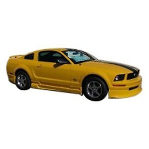 For Ford Mustang 2005 2009 Razzi 256 100c Ground Effects Package Unpainted