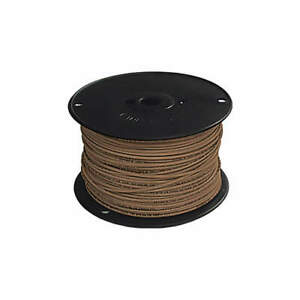Southwire Company Building Wire thhn 14 Awg brown 500ft 11586501