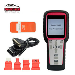 Auto Key Programmer Super Sbb2 Support Oil Immo Tpms Eps Mileage Correction