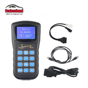 Super Vag K Can 4 8 Key Programmer Security Access Code Odometer Correction Tool