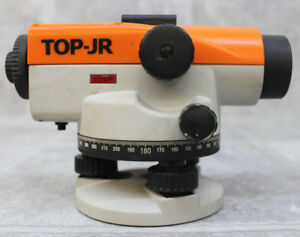 Topcon Top jr At 24a Auto Level With Case