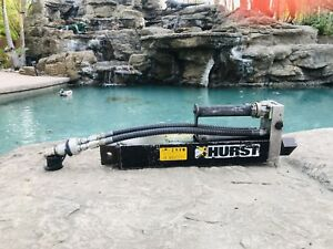 Hurst Jaws Of Life Jl 30c Hydraulic 36 Ram Rod Fire Rescue Tool Extraction Nr