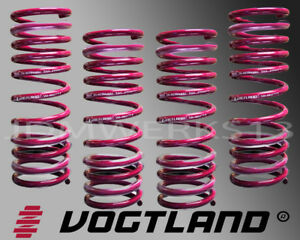 Vogtland Sport German Made Lowering Springs Honda Civic 2001 To 02 2002 957012
