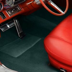 For Ford Fairlane 62 64 Sewn to contour Replacement Carpet Sewn to contour