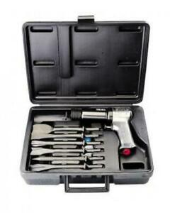 Ingersoll Rand Company Hammer Air Set W 6 Pc Chisel case 3000