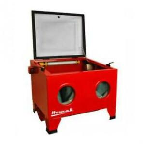 Homak Mfg Table Top Abrasive Blast Cabinet
