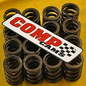 Comp Cams 911 16 Bbc 1 524 Single Valve Spring W Damper Springs 122 1 9
