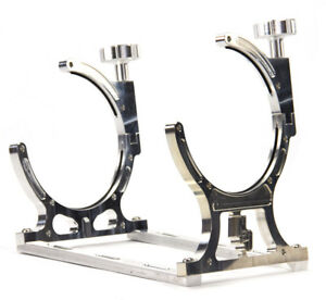 Nitrous Outlet Single Billet 10lb 15lb Nitrous Bottle Bracket