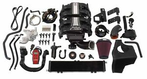 Edelbrock 1581 Supercharger Stage 1 Street Kit 2004 2008 Ford F 150 5 4l