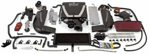 Edelbrock 1572 Supercharger Stage 1 Street Kit 2006 2012 Gm Corvette Ls7
