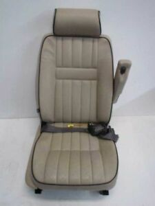 Front Passenger Seat Leather 00 Land Rover Range Rover R215179 Oem