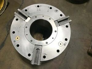 Ats Systems 19 Power Chuck With 7 3 Hole Air Chuck Smw Sty Made In Germany