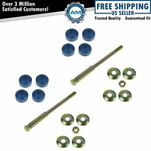 Moog Front Stabilizer Sway Bar End Link Pair Set Of 2 For Buick Chevy Gmc Olds