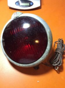 Antique vintage Car truck motorcycle headlight tail Light unity 7 Wide