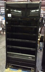 Hill Phoenix Onna3 Commercial Refrigerated Grab n go Display Merchandiser Case