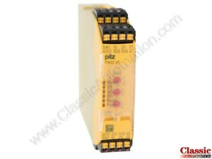 Pilz 751105 Time Monitoring Safety Relay refurbished