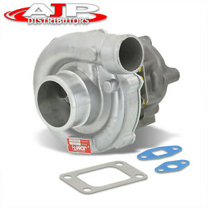 T3 Oil Cooled Turbo Charger 4 Bolt Outlet 50 Compressor 48 Turbine Jdm Sport
