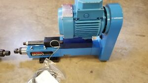 Abb Suhner Monomaster Model Mx44330150 1hp Drill Unit With Motor 1 Sen 1r1034gs1