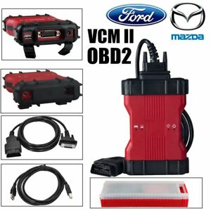 Car Diagnostic Tool Vcm 2 For Ford Ids V106 Mazda Ids V106 Vcm Il Vehicles Qc